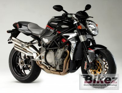 2008 MV Agusta Brutale 1078RR photo