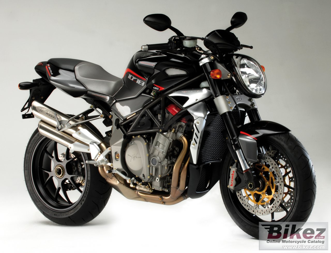 Big MV Agusta brutale 1078rr picture and wallpaper from Bikez.com