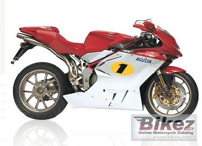2008 MV Agusta F4 Ago photo
