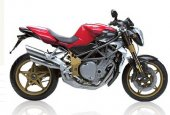 2008 MV Agusta Brutale Serie Oro photo