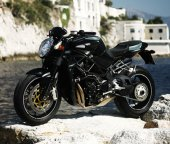 2008 MV Agusta Brutale Wally photo