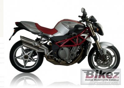 2009 MV Agusta Brutale 910S photo