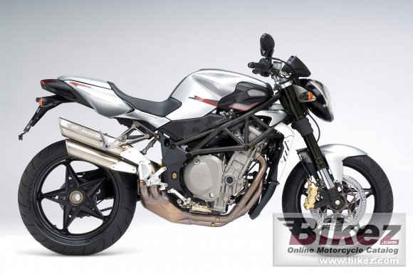 2009 MV Agusta Brutale 989R photo