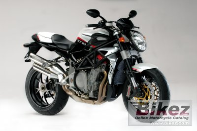 2009 MV Agusta Brutale 1078RR photo
