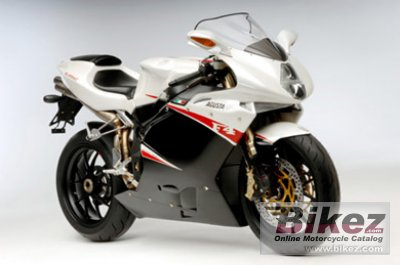 2009 MV Agusta F4 R312 1 plus 1 photo