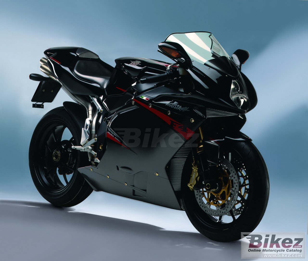 Big MV Agusta f4 1000 r picture and wallpaper from Bikez.com