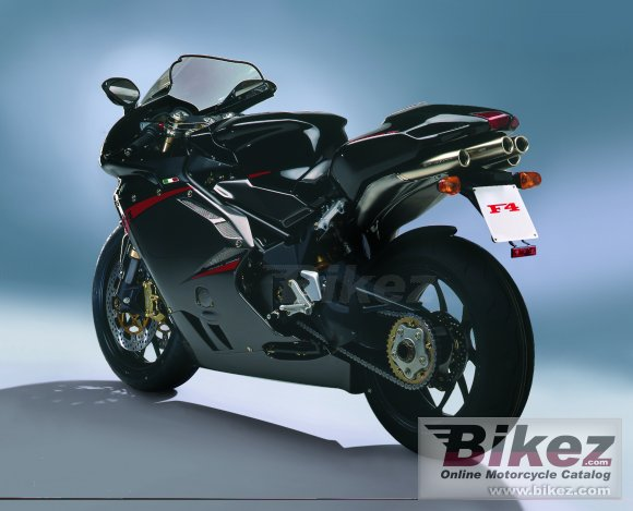 2009 MV Agusta F4 1000 R photo
