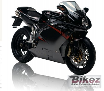 2009 MV Agusta F4 1000 R 1 plus 1 photo