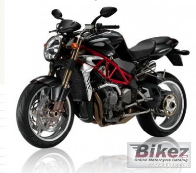 2009 MV Agusta Brutale Gladio photo