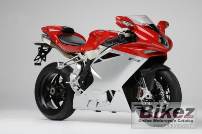 2010 MV Agusta F4 1000 R 1 plus 1 photo