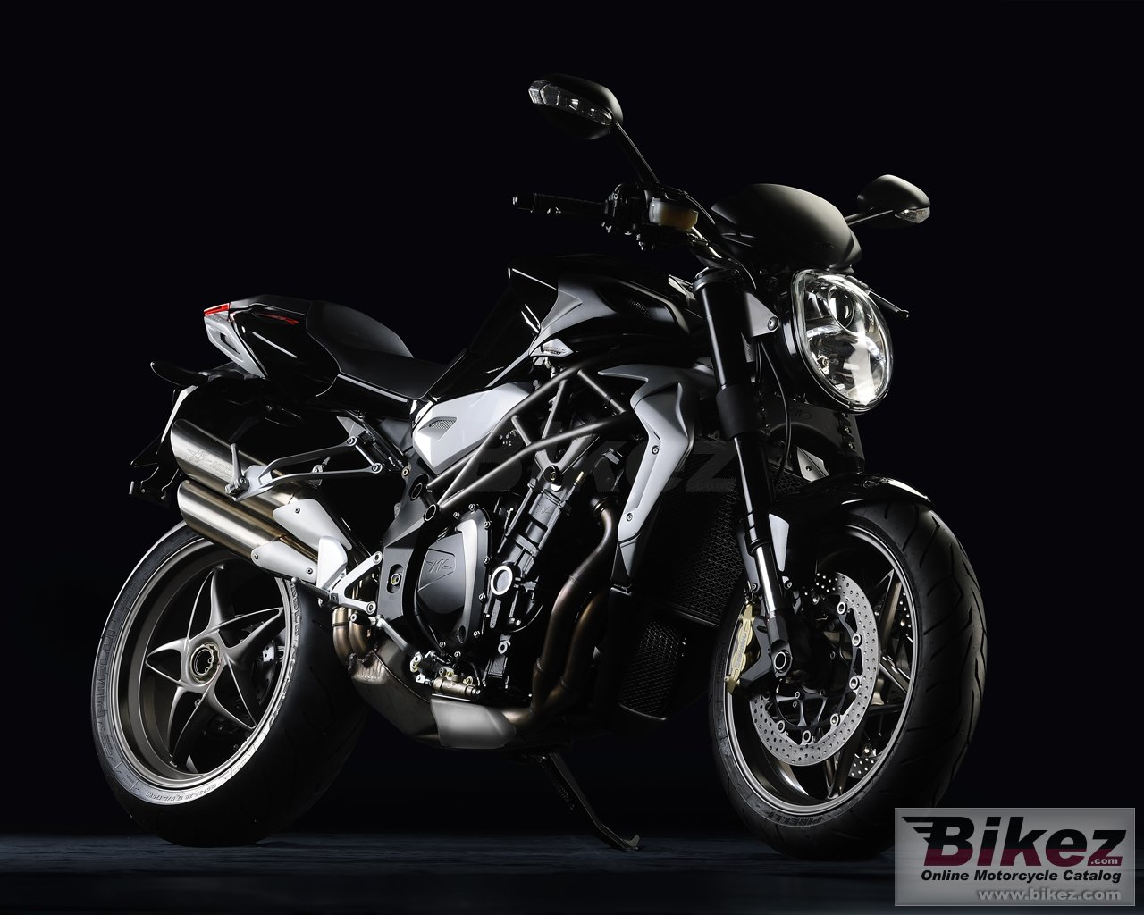 Big MV Agusta brutale 990r picture and wallpaper from Bikez.com
