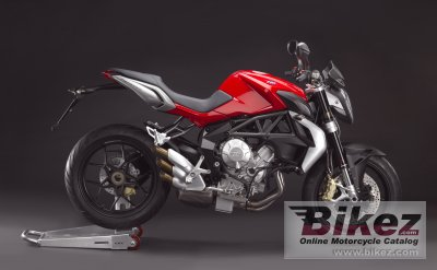 2012 MV Agusta Brutale 675 photo