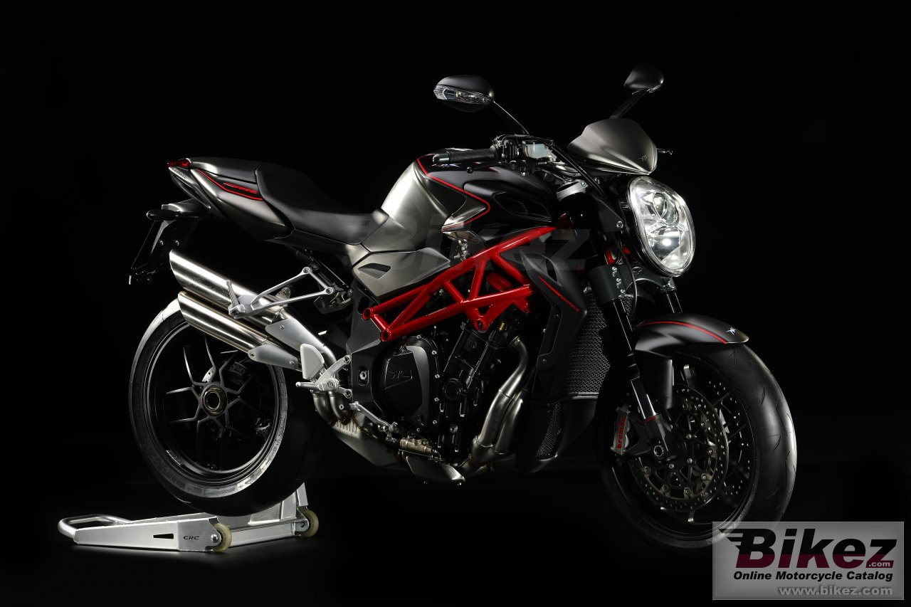 Big MV Agusta brutale rr 1090 picture and wallpaper from Bikez.com