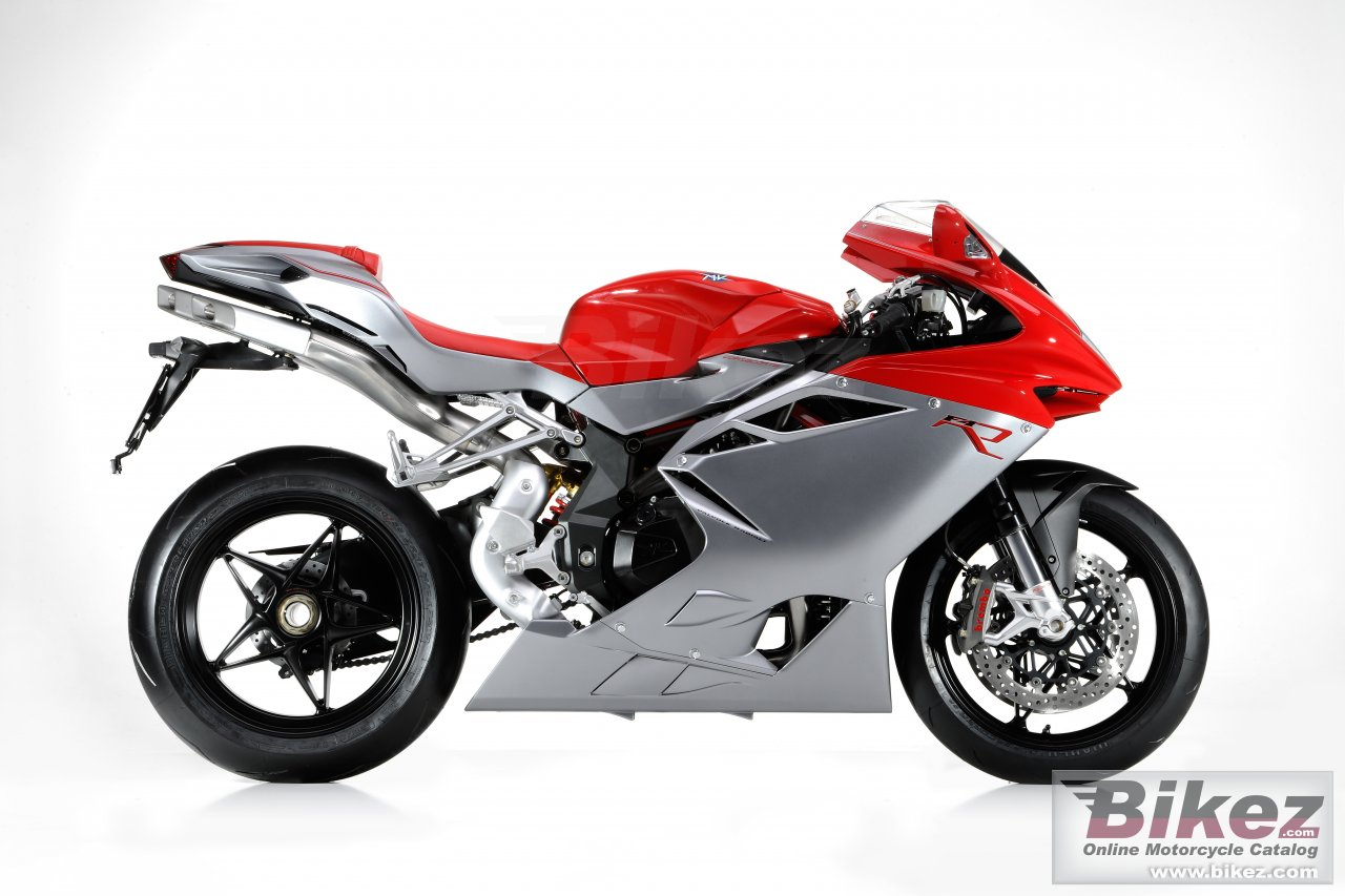 Big MV Agusta f4 r corsa corta picture and wallpaper from Bikez.com
