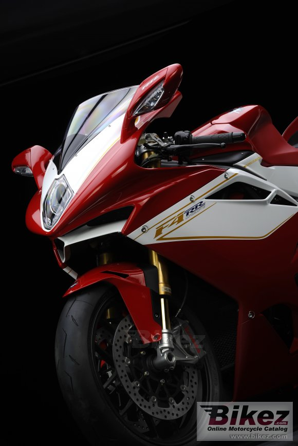 2012 MV Agusta F4 RR photo