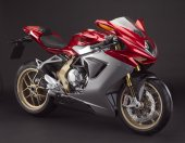 2012 MV Agusta F3 Serie Oro photo
