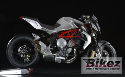 2013 MV Agusta Brutale 800 photo