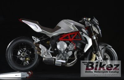 2013 MV Agusta Brutale 675 photo