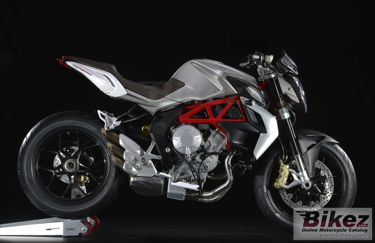Big MV Agusta brutale 675 picture and wallpaper from Bikez.com