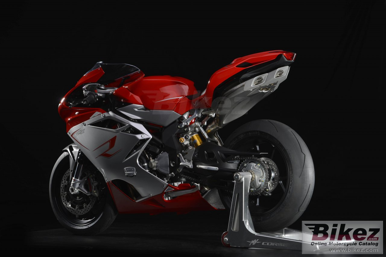 Big MV Agusta f4 r picture and wallpaper from Bikez.com