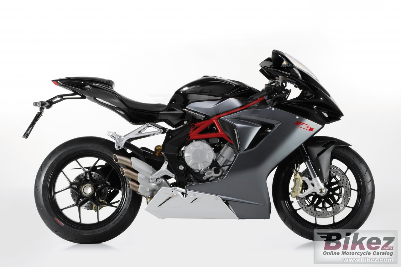 Big MV Agusta f3 675 picture and wallpaper from Bikez.com