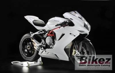 2014 MV Agusta F3 675 photo