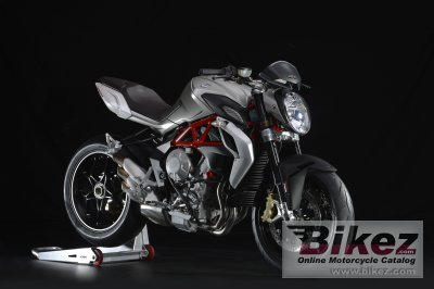 2014 MV Agusta Brutale 800 specifications and pictures