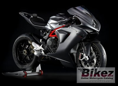 2017 MV Agusta F3 675 specifications and pictures