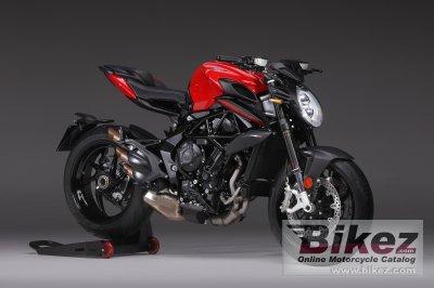 2020 MV Agusta Brutale 800 Rosso