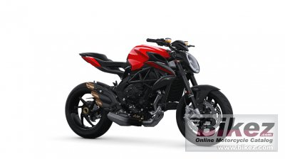 2021 MV Agusta Brutale 800 Rosso