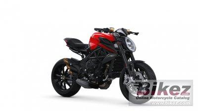 2021 MV Agusta Dragster 800 Rosso