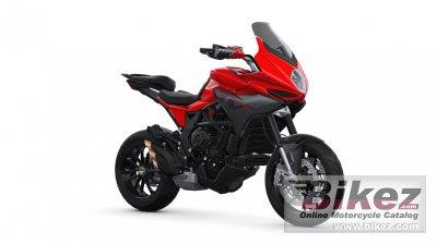 2021 MV Agusta Turismo Veloce 800 Rosso