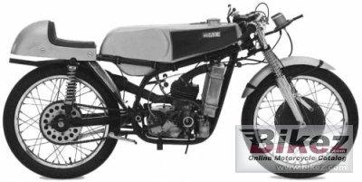 1958 MZ RE125