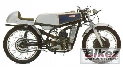 1960 MZ RE125