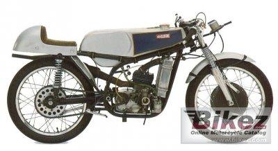 1963 MZ RE125