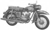 1966 MZ ES 250