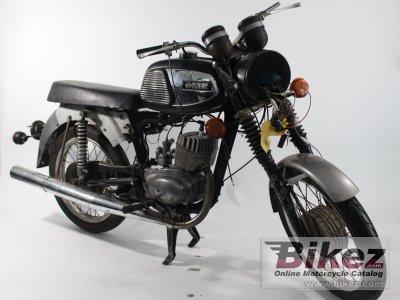 1985 MZ TS 125 Luxus