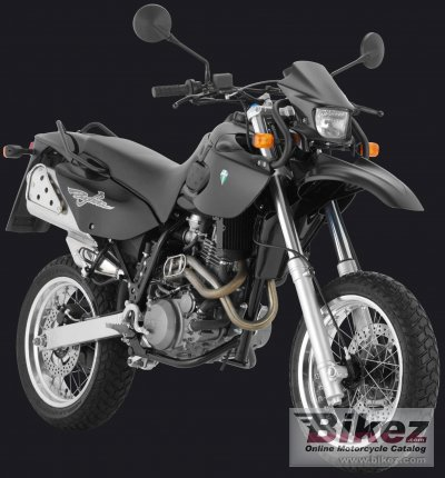 2005 MZ Baghira Black Panther photo