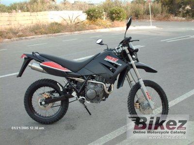 2006 MZ 125 SX