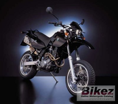 2006 MZ Baghira Black Panther