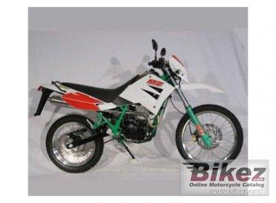 2007 MZ 125 SX Sixdays 87