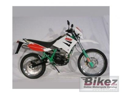 2009 MZ 125 SX photo