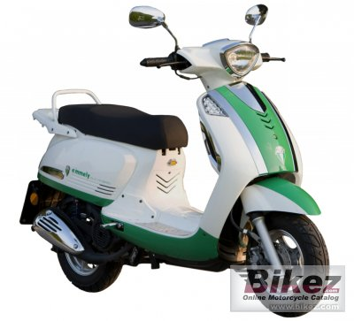 2011 MZ Emmely E-Scooter photo