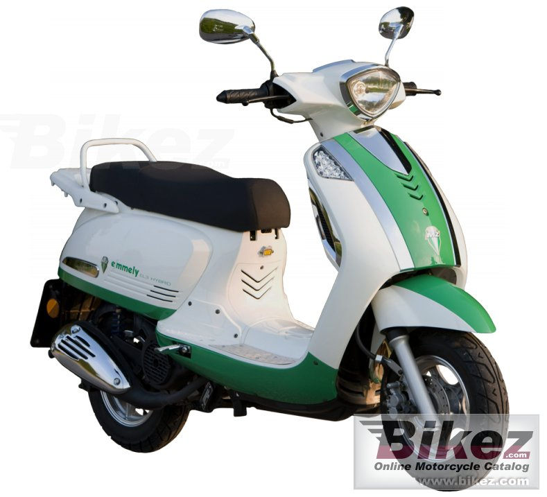 MZ Emmely E-Scooter