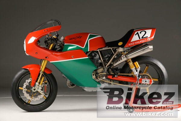 Big NCR mike hailwood tt picture and wallpaper from Bikez.com