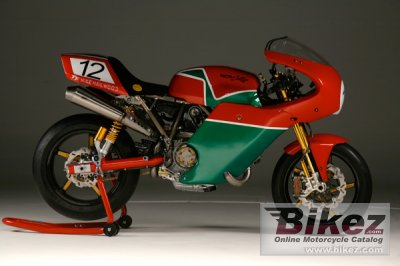 2011 NCR Mike Hailwood TT