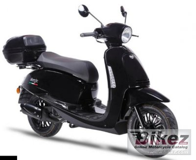 2020 Neco Borgia 125 EFI