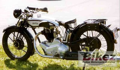 1929 Norton 490 CS 1
