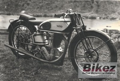 1937 Norton 490 CS 1