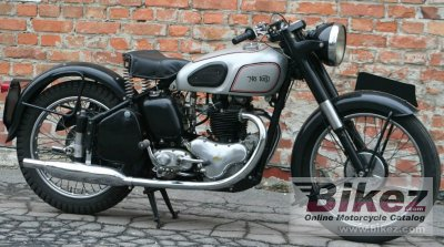 1950 Norton Dominator Model 7